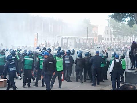 Download ¡SE DESATA VIOLENCI@ EN MARCHA FEMINISTA! EN VIVO, DESDE CENTRO HISTÓRICO CDMX (8-III-21)