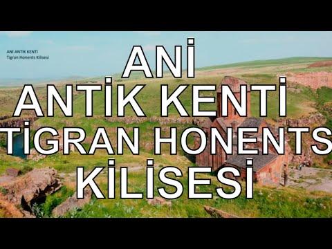 Kars Ani Antik Kenti Tigran Honents Kilisesi (Resimli Kilise) - Dr. Murat
