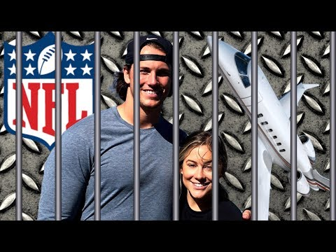 my epic birthday: prison, private jets, and nfl tryouts  andrew east  shawn johnson