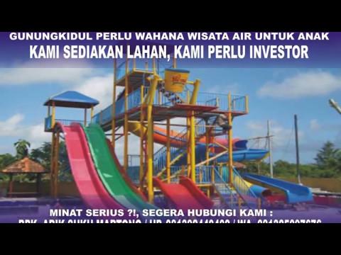 BUTUH INVESTOR, 081392440402 WA: 08132-5097-676, Investasi Di Indonesia, Swimming Pool, Water Park,
