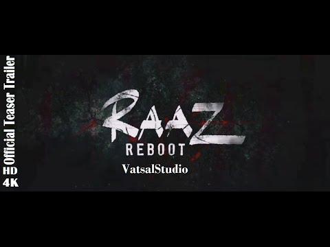 RAAZ Reboot Official Teaser Trailer in 4K...