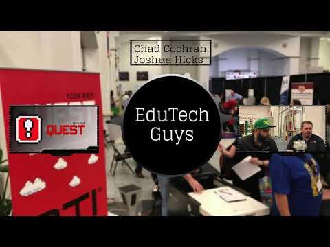 EduTechGuys at TCCA 2017 with Chad Cochran and Joshua Hicks