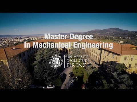 Master Degree in Mechanical Engineering