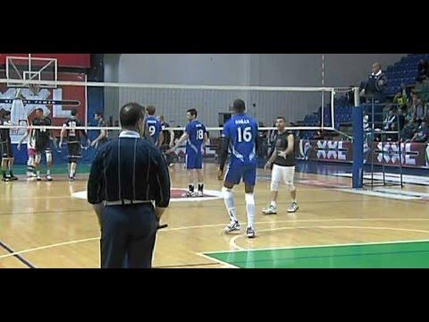 Volleyball Game - Anwar Vs Bouchrieh - Part 2