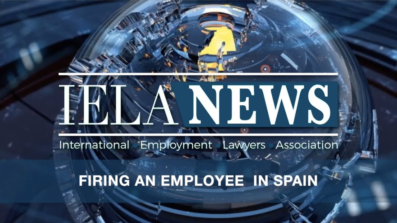Firing an enmployee in Spain