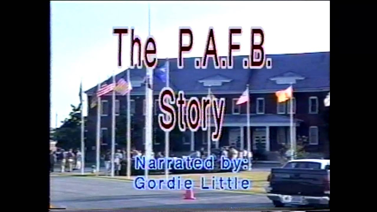 PAFB Story 1995