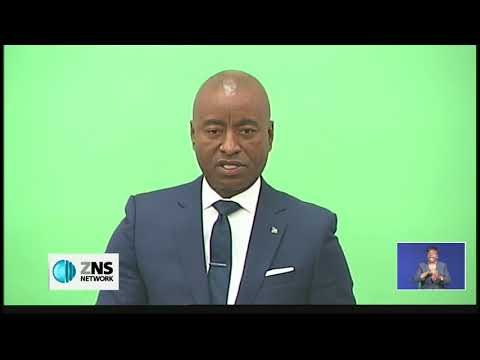 MIN. OF FOREIGN AFFAIRS ON REMOVAL OF SHANTY TOWNS