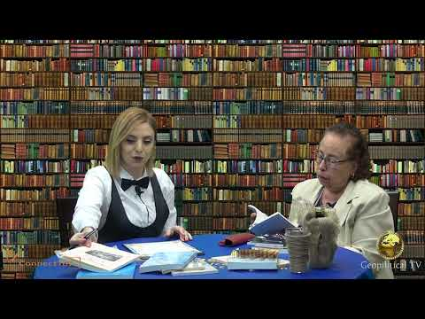 GEOPOLITICAL TV | Վերնատան Հյուրերը |  Anna Khlghatyan | Sonya Mkryan