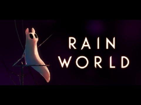 Rain World Gameplay (PC/1080p60)
