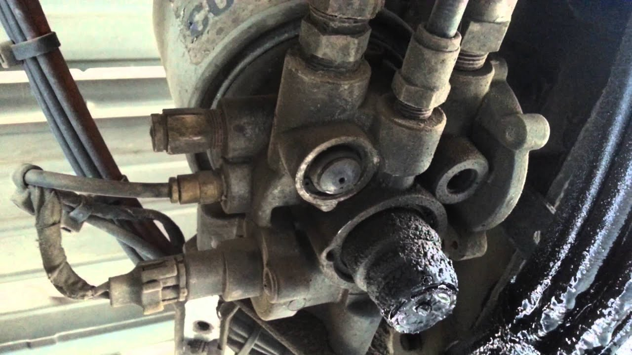 hight resolution of semi truck air dryer leaks