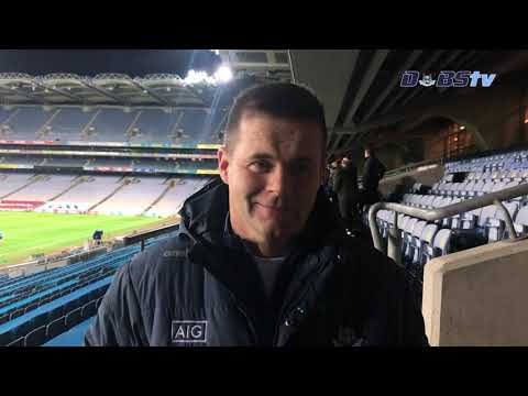 Dessie Farrell speaks to DubsTV following the 2020 All-Ireland victory!