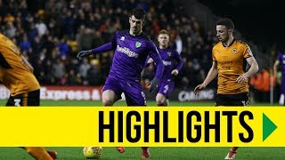 HIGHLIGHTS: Wolves 2-2 Norwich City