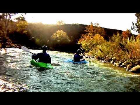 GoPro HD: Kayaking The Jordan River