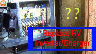 🚀 Installing Power Supply in Trailer (RV) - Parallax converter Charger