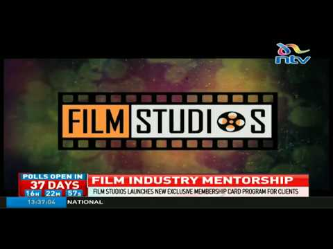 Film studio launches new exclusive membership card for clients
