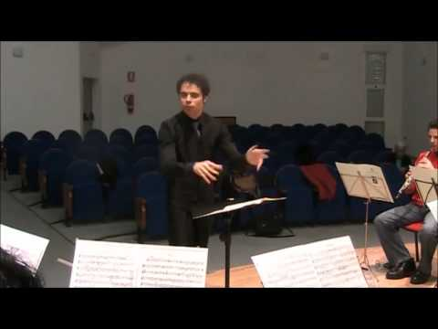 Serenade N. 12 in C minor KV 388. W. A. Mozart Pedro Hernández Garriga Performance