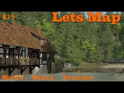 Lets Map LS19: OldAlbmap Reloaded | Mühle, Wehr, Blender #19 thumbnail
