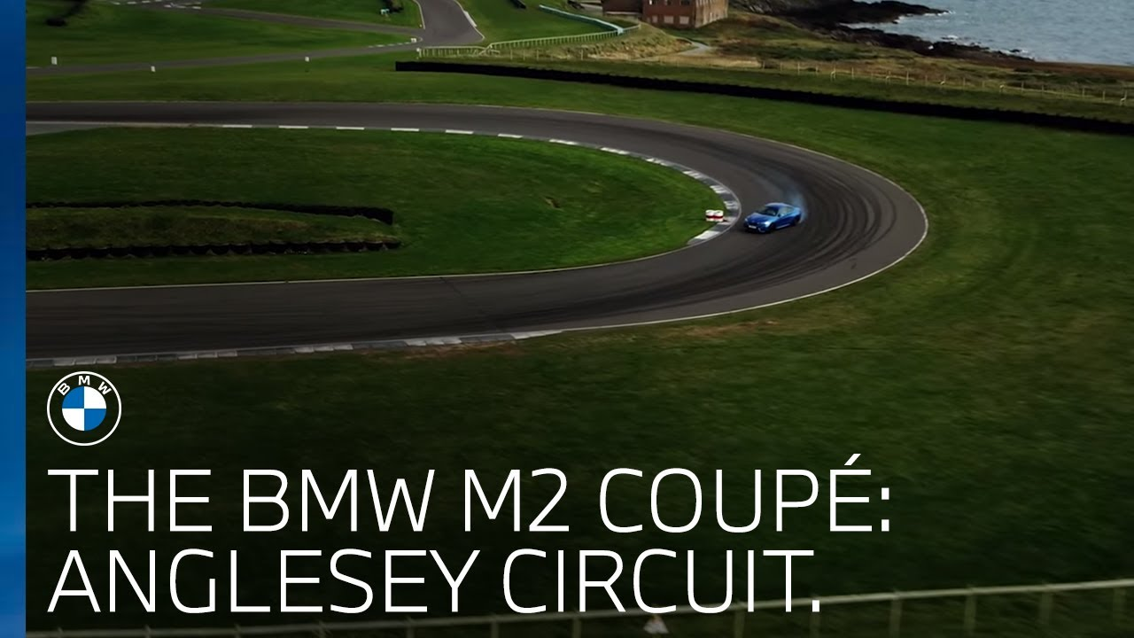 The new BMW M2 Coupé at Anglesey Circuit - YouTube