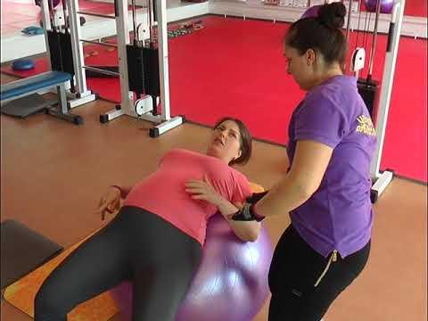 Подготовка к беременности, лечение спины у беременных в Центре доктора Бубновского Харьков