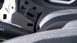 How to remove instrument 2013 Renault Sandero Stepway