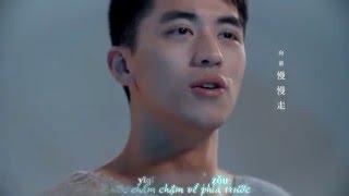 [Vietsub + Kara] [Official MV] Bước chầm chậm - Hứa Nguỵ Châu || Thượng Ẩn OST