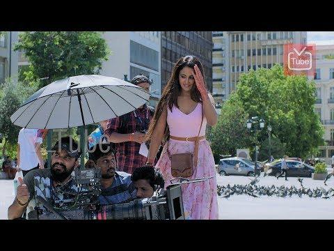 Butterfly Kannada Movie   Making Video In Paris   Parul Yadav   Ramesh Aravind   Amy Jackson   2018