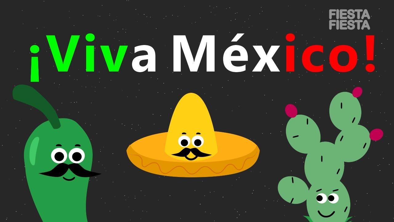 ¡Felices Fiestas patrias! ¡Viva México!