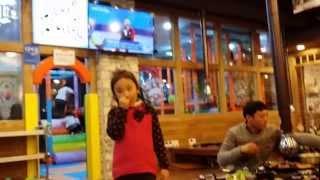 Как корейское золото застало нас в ресторане(Сидели в семейном ресторане во время трансляции олимпийских игр. Немного опоздала с записью правда, застал..., 2014-02-25T05:48:37.000Z)