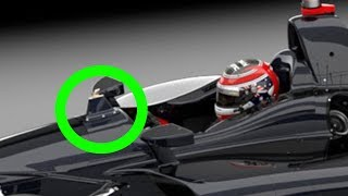 IndyCar 2019 Cockpit Protection -- This Is It