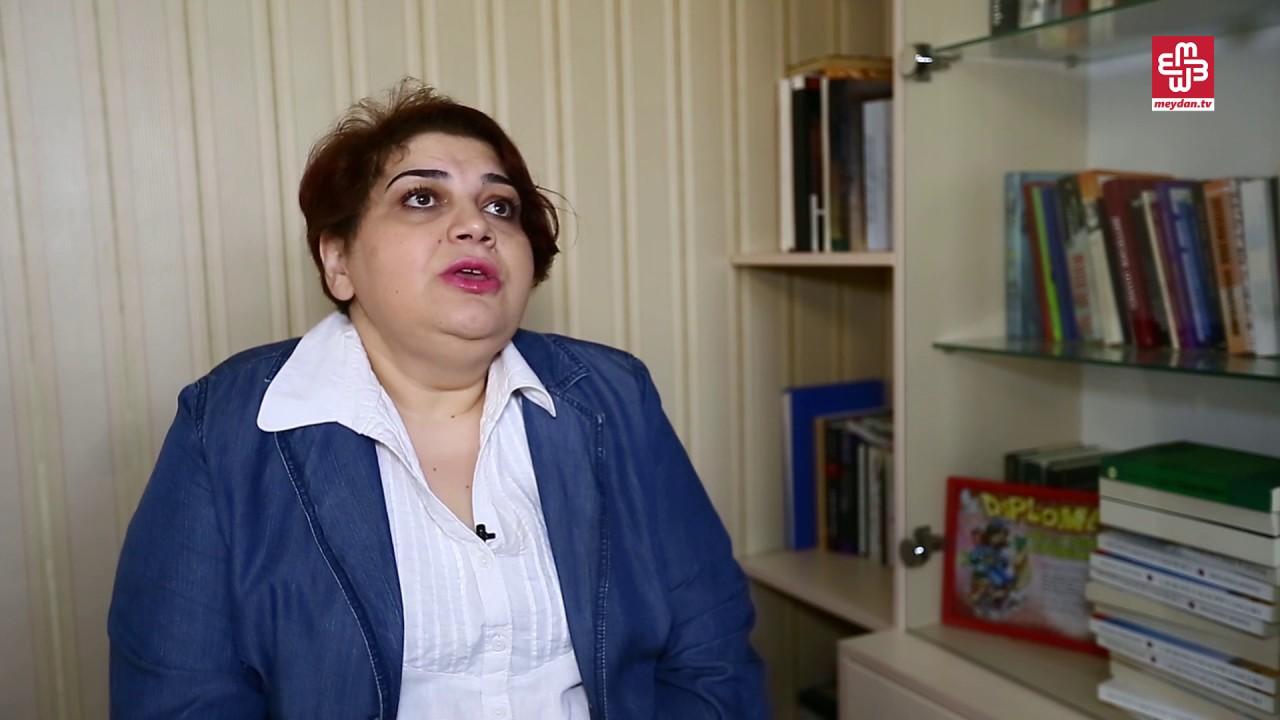 Хадиджа исмайлова видеоролик о сексе