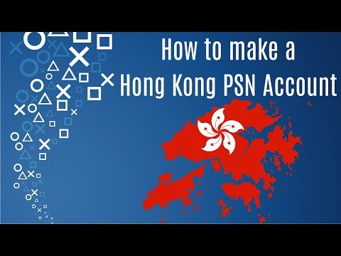 How to create a Hong Kong PSN account for free PSVR demos | Level 2torial | Mini-Series 2/6