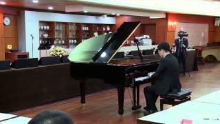 Cover images God is Our Refuge English Anthem Piano : Shinbum Hong BPMCPG 20150412