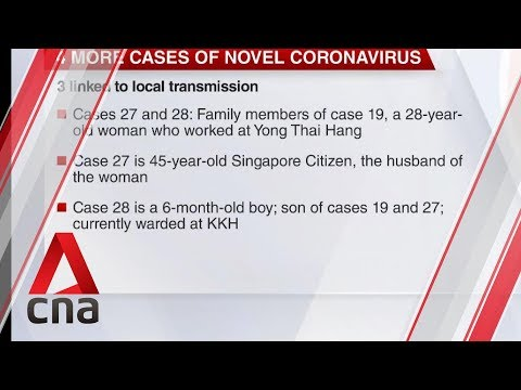 Singapore Confirms 4 New Cases Of Coronavirus, Including 6-month-old Infant Of Infected Couple