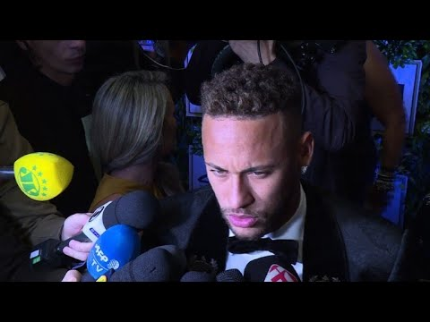 AFP news agency: Football: Neymar rules out transfer move from PSG