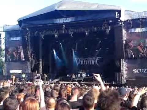 Bullet for my Valentine Tears Dont Fall Download Festival 2010