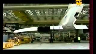 Громкое дело. Гибель Конкорда и Ту-144 в Ле-Бурже