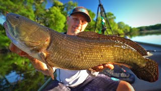 Chasing RECORD Fish With TEETH - 🔥🔥FIRE Spot!! - Episode 2