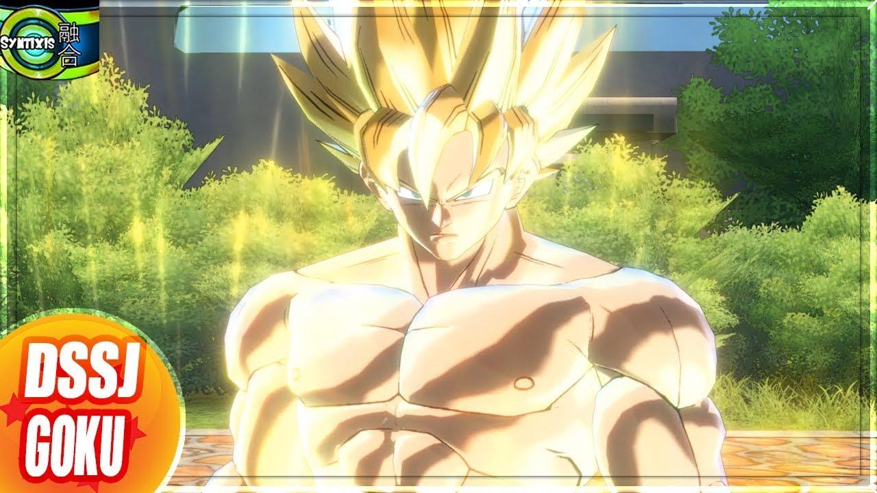 Goku (DSSJ)   by Zitro   Dragon Ball Xenoverse 2 Mods