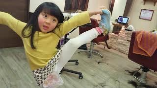 4歳 Y字バランス y字バランス 検索動画 21
