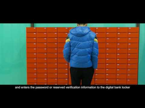 Digital bank locker