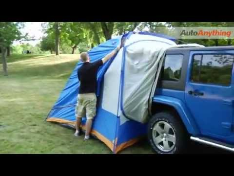 How to Install Napier Sportz SUV u0026 Minivan Tent - Installation u0026 Setup Instructions - YouTube & How to Install Napier Sportz SUV u0026 Minivan Tent - Installation ...