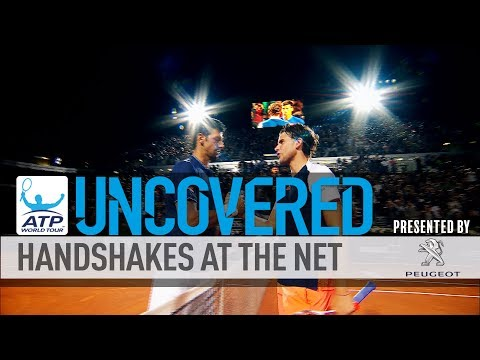 The Handshake At The Net Uncovered 2017