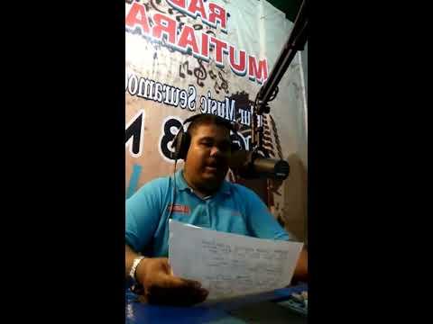 PAMURA (Panton Aceh Mutiara) Bersama Bang Poen Bed Di Radio Mutiara 104.8 FM Beureunuen - Aceh