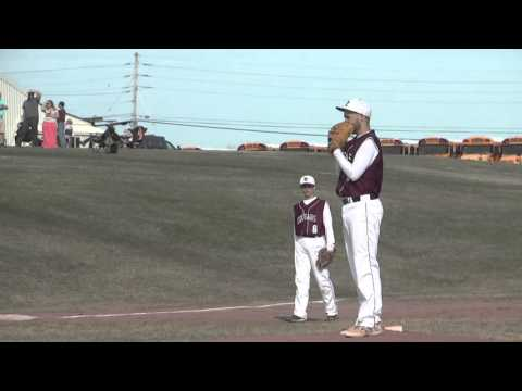 NAC - NCCS Baseball  4-21-16