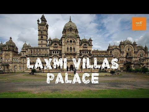 Laxmi Vilas Palace - Vadodara Gujarat, India