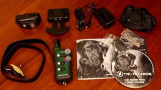 (2012) Tri-tronics Sport Basic Unboxing Video By Steve Snell