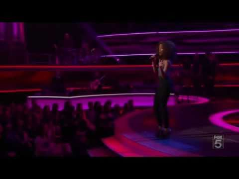 American Idol 10 - Ashthon Jones [Love All Over Me] - Top 12 Girls Perform