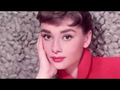 Hollywood legend Audrey Hepburn HD