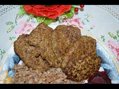 Быстрый рецепт Как приготовить печеночные котлеты  Лучший рецепт  liver cutlets