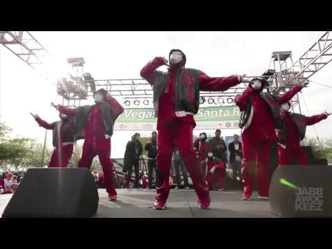 JaBBAwockEEz Чемпионы мира по хип-хоп танцам